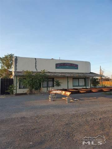 550 Reno Hwy, Fallon, NV 89408 (MLS #200012420) :: Harcourts NV1
