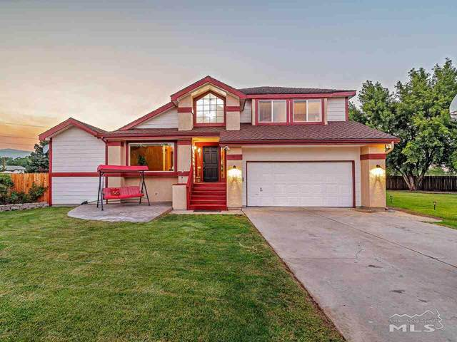 45 Riata Ct, Reno, NV 89521 (MLS #200012434) :: Ferrari-Lund Real Estate