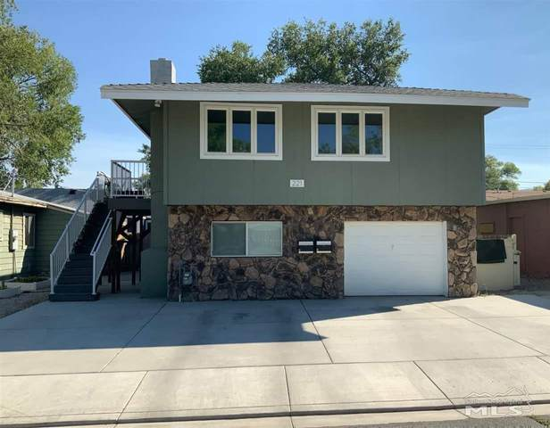 1910 Peters, Carson City, NV 89706 (MLS #200012439) :: Vaulet Group Real Estate