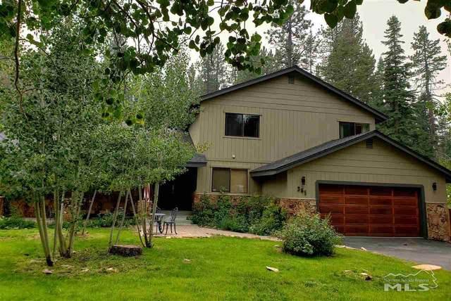 361 Summit Drive, Stateline, NV 89449 (MLS #200012442) :: Fink Morales Hall Group