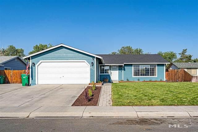 613 Occidental Drive, Dayton, NV 89403 (MLS #200012444) :: Vaulet Group Real Estate