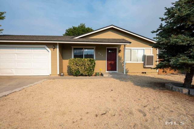 983 Stanford Drive, Carson City, NV 89701 (MLS #200012449) :: Vaulet Group Real Estate