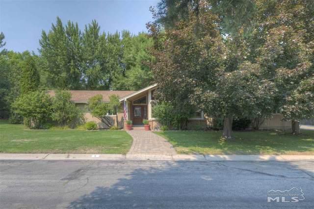 4 Glenbrook Circle, Carson City, NV 89703 (MLS #200012492) :: The Mike Wood Team