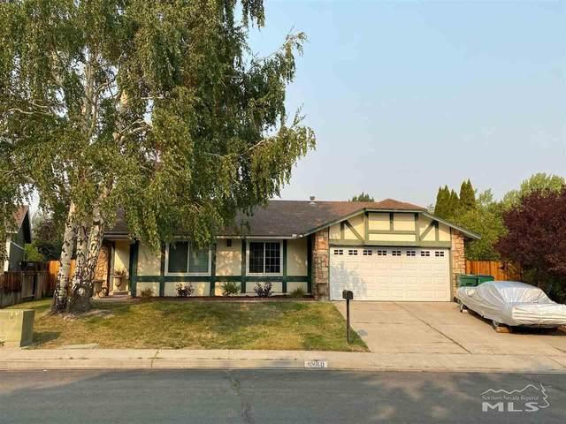 6460 Stone Valley Drive, Reno, NV 89523 (MLS #200012494) :: Ferrari-Lund Real Estate