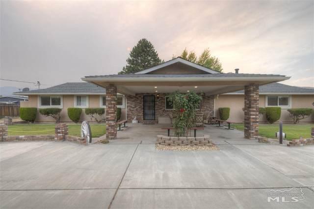 5180 Silver Sage Drive, Carson City, NV 89701 (MLS #200012501) :: Ferrari-Lund Real Estate
