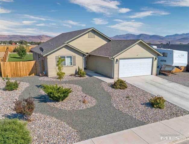 2238 Kadden Way, Dayton, NV 89403 (MLS #200012511) :: Vaulet Group Real Estate