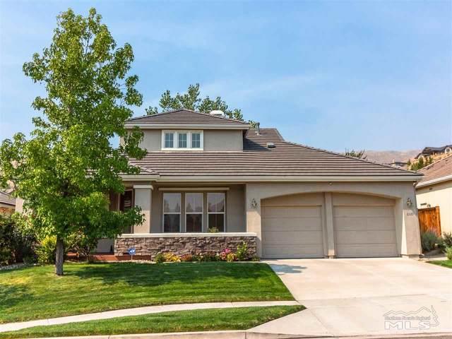 8147 Sierra Ridge, Reno, NV 89523 (MLS #200012542) :: Theresa Nelson Real Estate