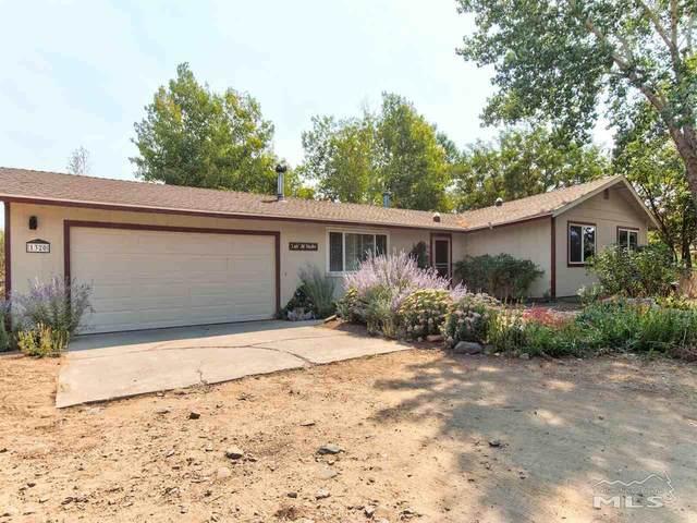 1320 Brenda Way, Washoe Valley, NV 89704 (MLS #200012547) :: NVGemme Real Estate
