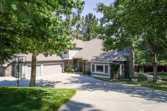 3 Woodridge Cir., Carson City, NV 89703 (MLS #200012563) :: Ferrari-Lund Real Estate