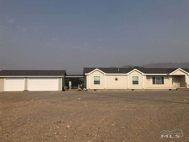 4595 Hackamore, Stagecoach, NV 89429 (MLS #200012564) :: Chase International Real Estate