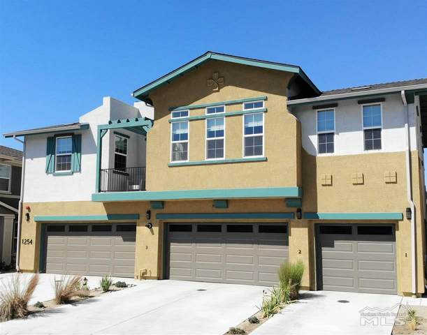 1254 Concho Trail #1, Gardnerville, NV 89410 (MLS #200012565) :: Ferrari-Lund Real Estate