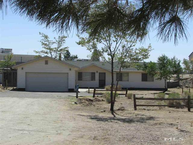 1445 S Riverview Drive, Gardnerville, NV 89460 (MLS #200012571) :: Ferrari-Lund Real Estate