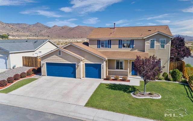 124 Knickerbocker Cir, Dayton, NV 89403 (MLS #200012574) :: Fink Morales Hall Group