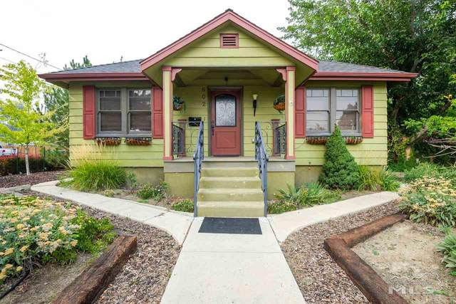 602 E Telegraph Street, Carson City, NV 89701 (MLS #200012594) :: Vaulet Group Real Estate