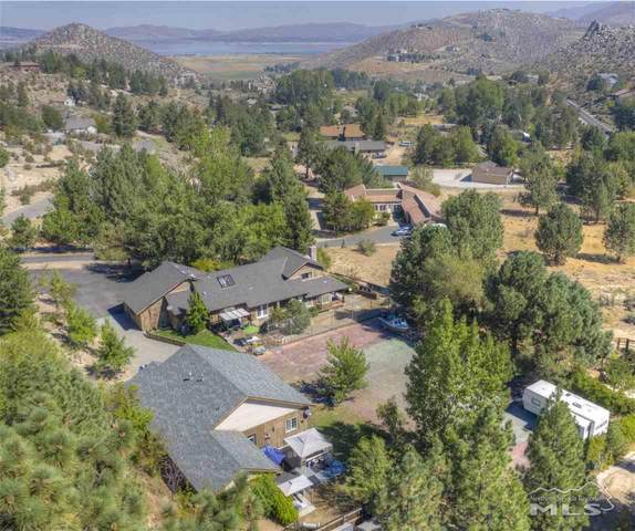 3793 Meadow Wood Rd., Carson City, NV 89703 (MLS #200012597) :: The Mike Wood Team