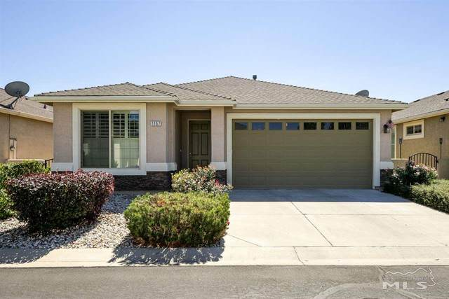 1157 Drake Way, Carson City, NV 89701 (MLS #200012632) :: The Mike Wood Team