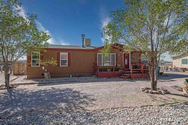 1745 Tuscarora Street, Silver Springs, NV 89429 (MLS #200012634) :: Chase International Real Estate