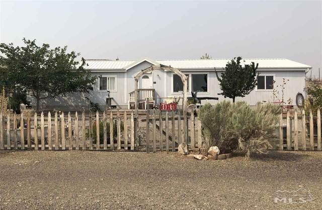 2115 W Fir St, Silver Springs, NV 89429 (MLS #200012636) :: Ferrari-Lund Real Estate
