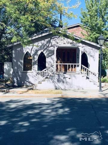 106 S Curry Street, Carson City, NV 89703 (MLS #200012641) :: Ferrari-Lund Real Estate