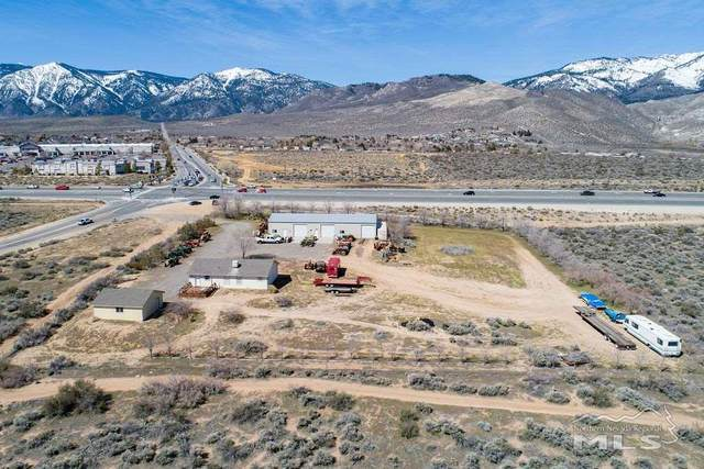 3647 Us Hwy 395 S, Carson City, NV 89705 (MLS #200012646) :: The Mike Wood Team