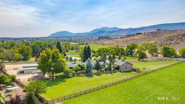 10550 Thomas Creek Rd., Reno, NV 89511 (MLS #200012663) :: The Mike Wood Team