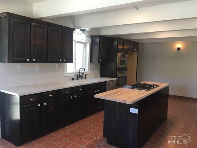 210 Esmeralda, Washoe Valley, NV 89704 (MLS #200012673) :: NVGemme Real Estate
