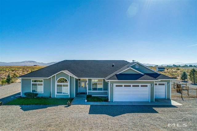 50 Hawk View Rd, Wellington, NV 89444 (MLS #200012679) :: Ferrari-Lund Real Estate