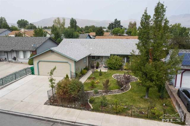 1732 Southridge Rd., Carson City, NV 89706 (MLS #200012682) :: Chase International Real Estate