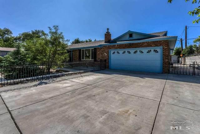 950 Miller Lane, Fernley, NV 89408 (MLS #200012690) :: Ferrari-Lund Real Estate
