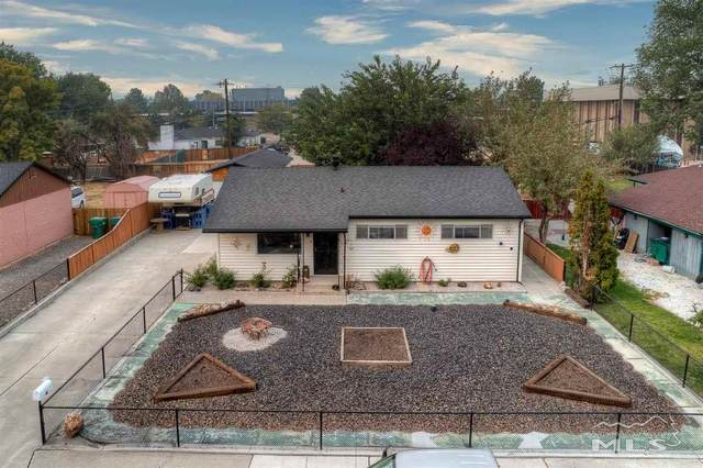 665 Margrave Drive, Reno, NV 89502 (MLS #200012713) :: Chase International Real Estate