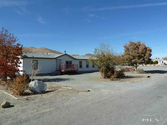 10 Agate Circle Dr, Yerington, NV 89447 (MLS #200012723) :: Ferrari-Lund Real Estate