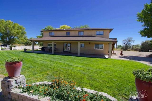 3550 Harrigan Rd, Fallon, NV 89406 (MLS #200012734) :: NVGemme Real Estate