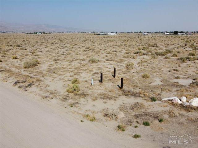 2160 E Cougar Street, Silver Springs, NV 89429 (MLS #200012740) :: Ferrari-Lund Real Estate