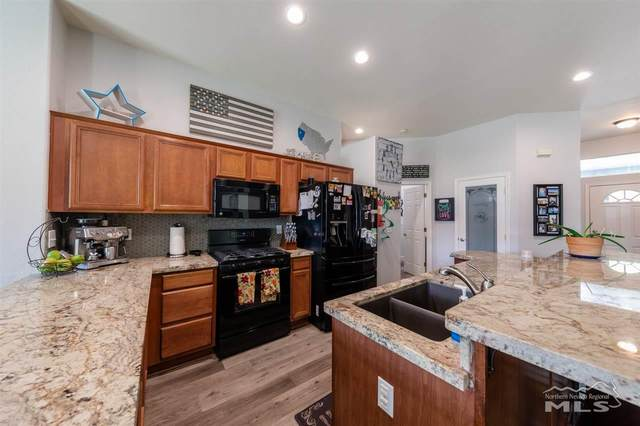 1540 Autumn Hills Dr. Nv, Reno, NV 89511 (MLS #200012747) :: The Mike Wood Team