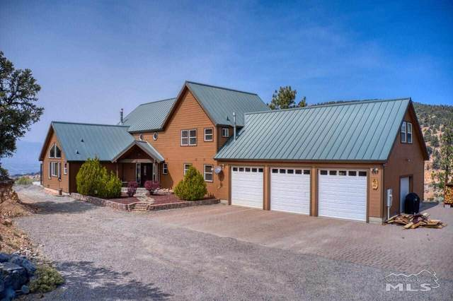 50 West Five Mile Nv, Reno, NV 89521 (MLS #200012748) :: Ferrari-Lund Real Estate