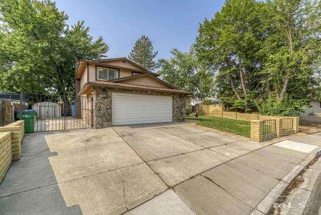 1001 Sage View Dr, Sparks, NV 89434 (MLS #200012756) :: Vaulet Group Real Estate