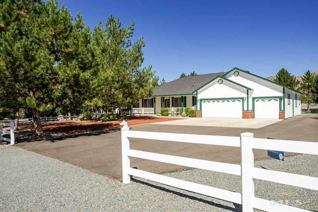 1556 Steve Court, Minden, NV 89423 (MLS #200012759) :: The Mike Wood Team