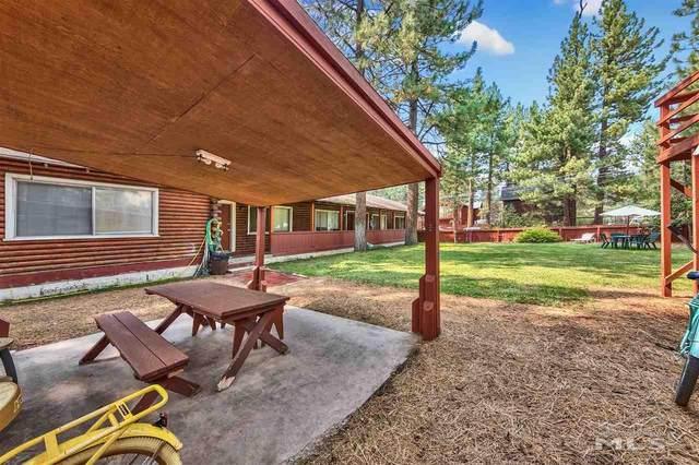 814 Tallac Ave., South Lake Tahoe, Ca, CA 96150 (MLS #200012785) :: The Craig Team