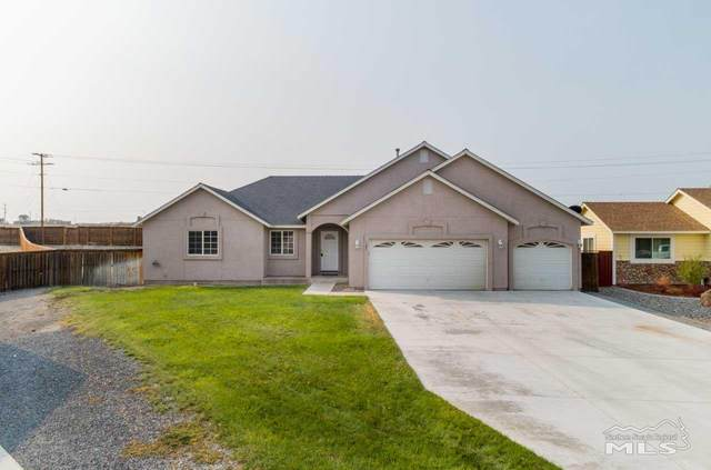 1931 Six Iron Ct., Fernley, NV 89408 (MLS #200012795) :: The Mike Wood Team