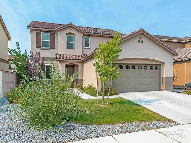 10611 Brittany Park, Reno, NV 89521 (MLS #200012801) :: The Mike Wood Team