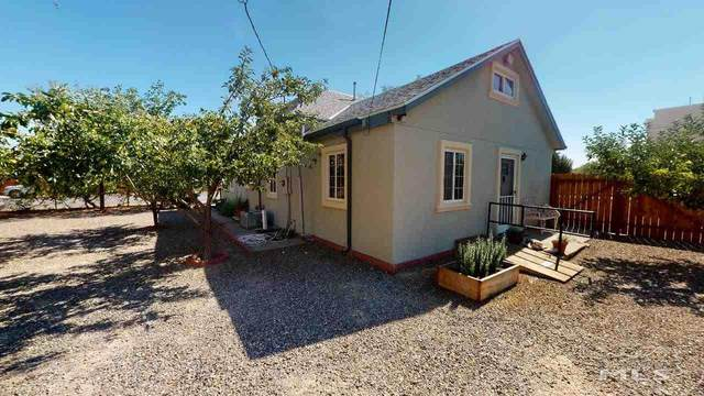 291 S Humboldt Street, Battle Mountain, NV 89820 (MLS #200012816) :: The Mike Wood Team