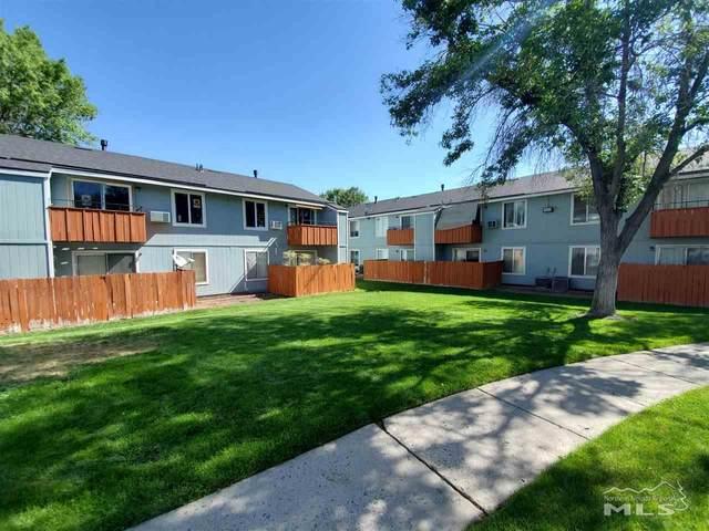 4602 Neil #57, Reno, NV 89502 (MLS #200012829) :: Vaulet Group Real Estate