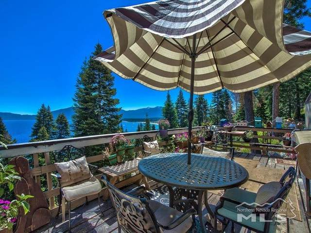 2111 Sugar Pine Rd, South Lake Tahoe, CA 96150 (MLS #200012839) :: Ferrari-Lund Real Estate