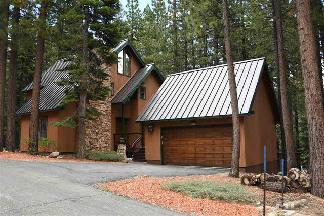 981 Galaxy Way, Incline Village, NV 89451 (MLS #200012856) :: The Mike Wood Team