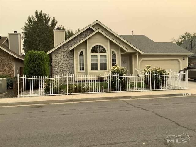 143 Windtree Circle, Carson City, NV 89701 (MLS #200012863) :: Vaulet Group Real Estate