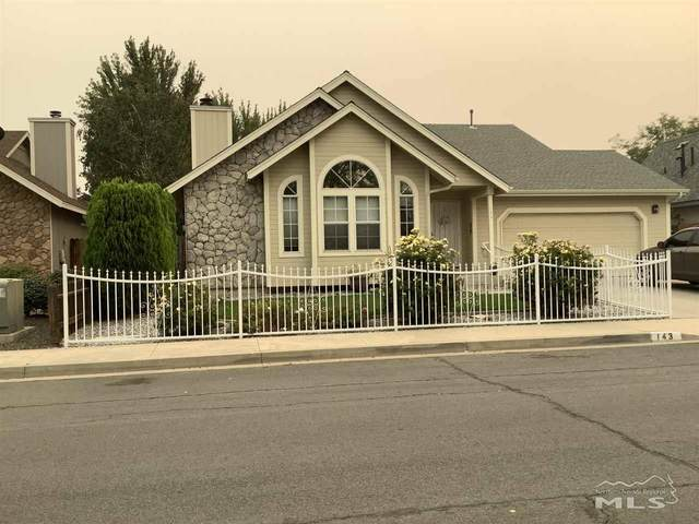 143 Windtree Circle, Carson City, NV 89701 (MLS #200012863) :: Ferrari-Lund Real Estate