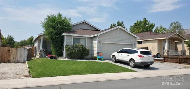 527 Santiago Way, Dayton, NV 89403 (MLS #200012885) :: Fink Morales Hall Group