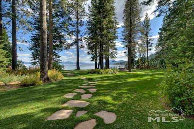 2500 West Lake Blvd, Tahoe City, Ca, CA 96145 (MLS #200012906) :: Ferrari-Lund Real Estate