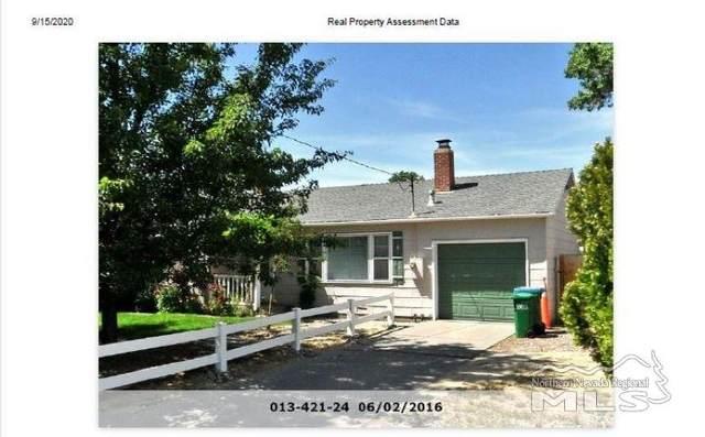805 Grand Canyon Blvd, Reno, NV 89502 (MLS #200012908) :: Vaulet Group Real Estate