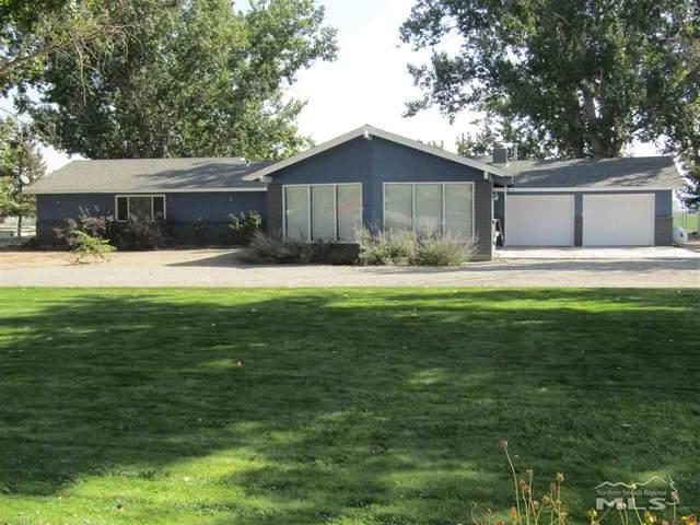 202 Hwy 208, Yerington, NV 89447 (MLS #200012918) :: Ferrari-Lund Real Estate